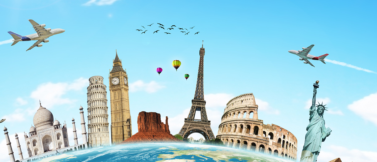International travel agency cheap holidays and tickets for Waldo s world wide travel service