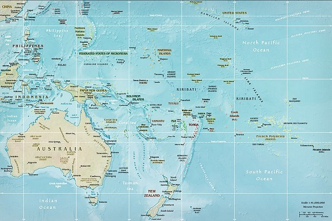 Travel To Oceania For An Amazing Holiday