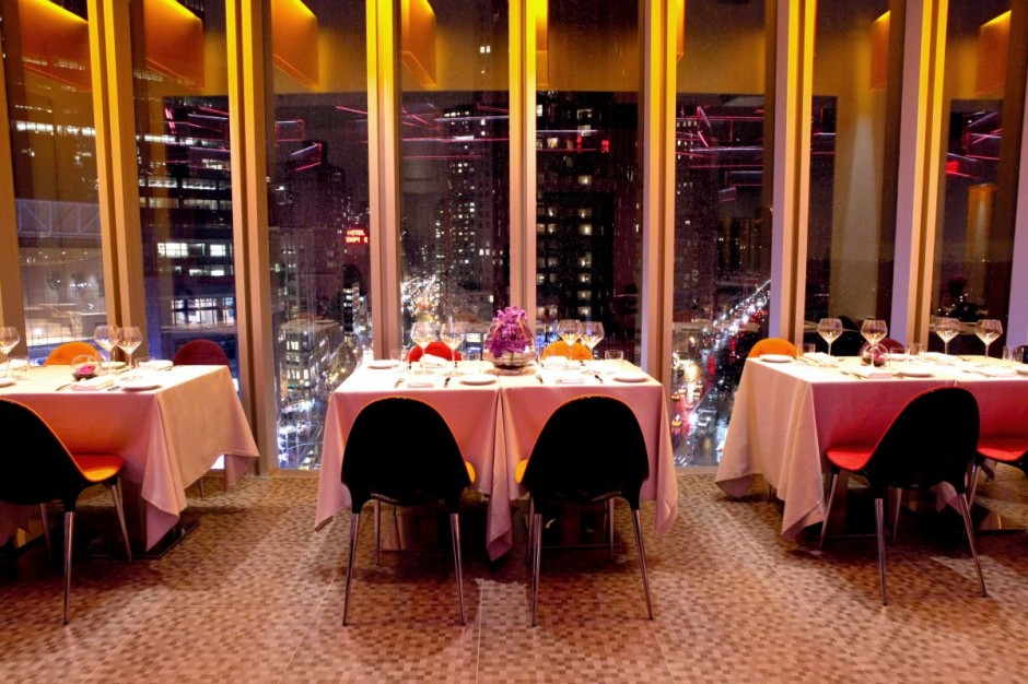the 5 best romantic restaurants in nyc