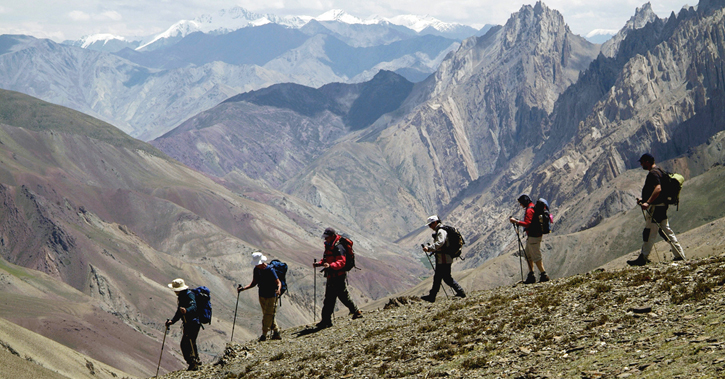 Best Trekking Holidays