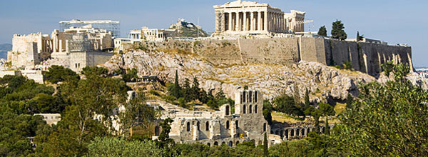 Athens City Break Cheap
