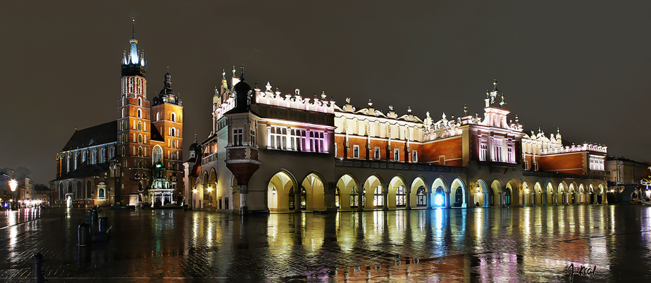 Cheap City Break Krakow