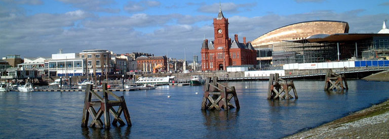 Cheap City Break Cardiff