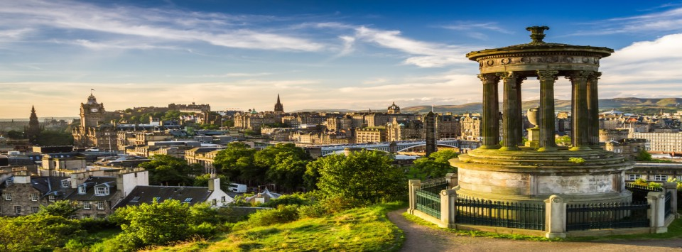 Cheap City Break Edinburgh