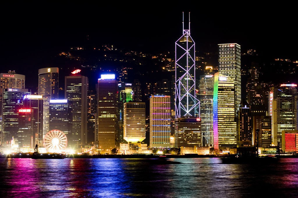 Cheap Hong Kong Islands