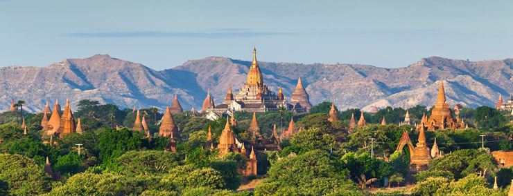 Myanmar Holidays and Group Tours