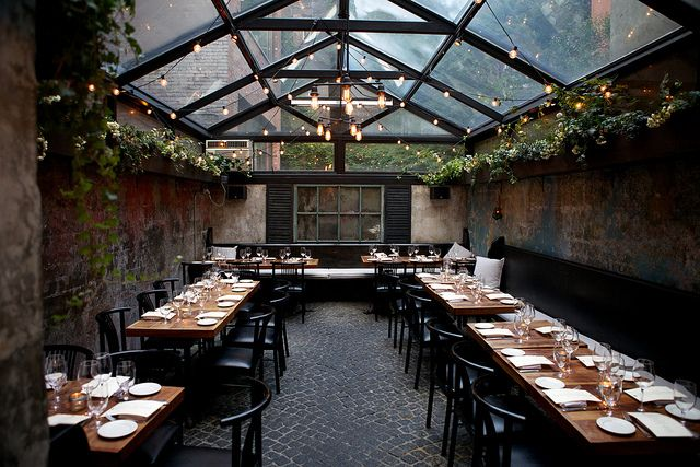 The 5 best romantic restaurants in nyc for American cuisine in nyc
