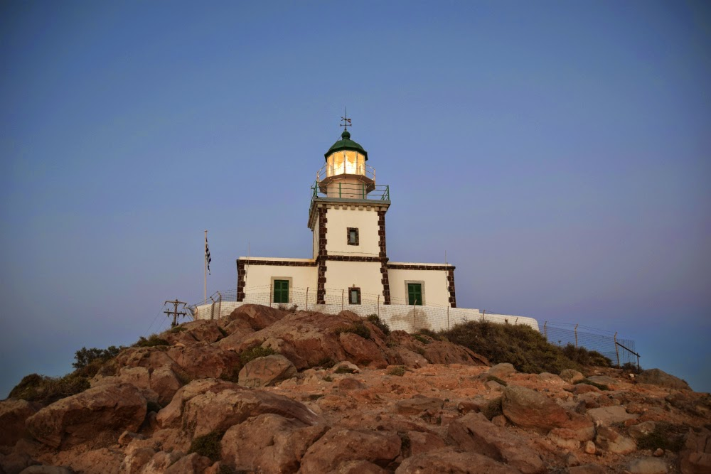 The Faros lighthouse