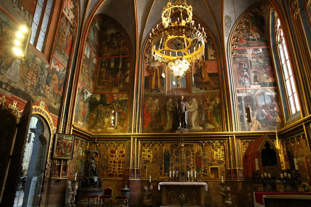 St. Wenceslas Chapel