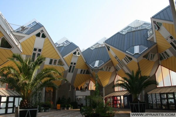 Rotterdam City Trip – Why You Should Visit This Amazing City?!