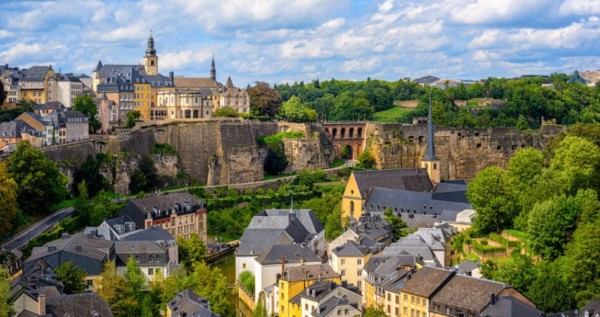 City Trip Luxembourg City